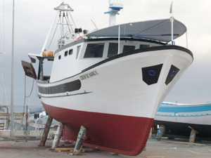 bateau de peche a vendre en espagne