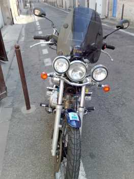 Photo : Propose à vendre Moto 535 cc - YAMAHA - XV DX