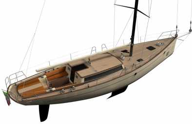 Photo : Propose à vendre Bateau SCAFO IN ALLUMINIO 56FT DA ALLESTIRE - MYALUMINIUMBOAT