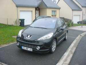 Photo : Propose à vendre Berline PEUGEOT - 207 PACK SPORT