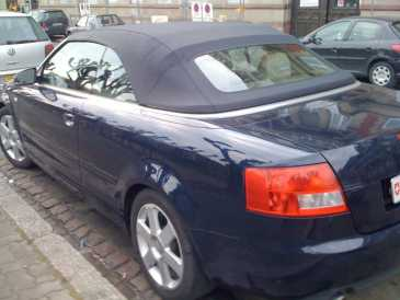 Photo : Propose à vendre Cabriolet AUDI - Cabriolet