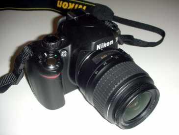 NIKON D60 Nu - Achat / Vente appareil photo rflex - Cdiscount Appareil photo nikon d60