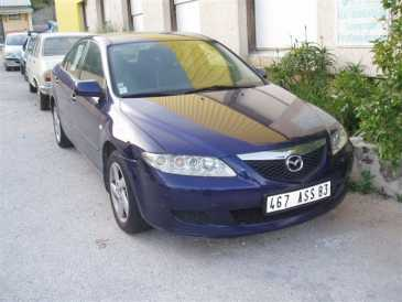 Photo : Propose à vendre Berline MAZDA - 6