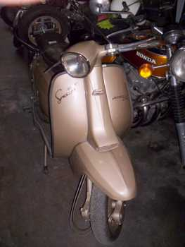 Photo : Propose à vendre Scooter 150 cc - INNOCENTI