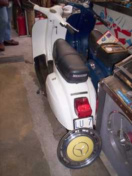 Photo : Propose à vendre Scooter 125 cc - VESPA