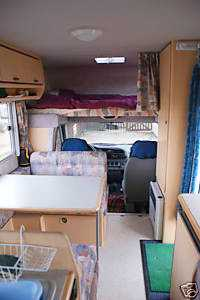 Photo : Propose à vendre Camping car / minibus FORD - FORD TRANSIT