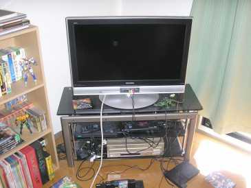 lire une petite annonce propose vendre tv ecran plat mitsubishi. Black Bedroom Furniture Sets. Home Design Ideas