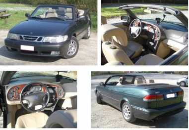 Photo : Propose à vendre Cabriolet SAAB - 9.3