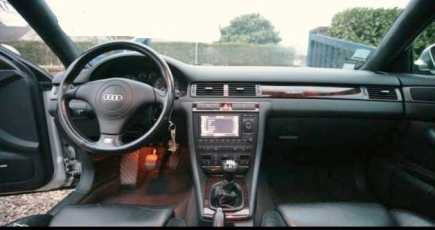 Photo : Propose à vendre Cabriolet AUDI - S6