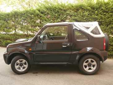 voiture 4x4 suzuki