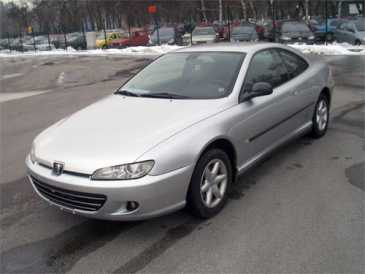 Photo : Propose à vendre Coupé PEUGEOT - 406 coupé