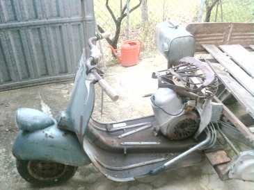 Photo : Propose à vendre Moto 150 cc - PIAGGIO - APE 150