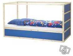 lire une petite annonce propose vendre lit ikea kura