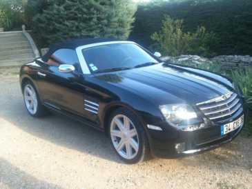 lire une petite annonce propose vendre cabriolet chrysler crossfire. Black Bedroom Furniture Sets. Home Design Ideas