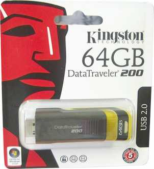 Photo : Propose à vendre Disque dur KINGSTON - CLE USB 64 GB KINGSTON