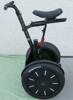 Photo : Propose à vendre Scooter 70 cc - SEGWAY - SEGWAY I2 WITH SEGSEAT