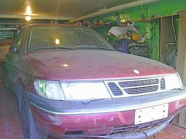 Photo : Propose à vendre Berline SAAB - 9.3