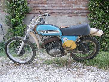 Photo : Propose à vendre Moto 125 cc - KTM - 125 GS
