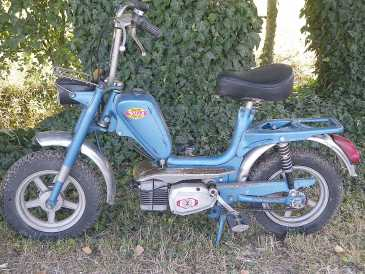 Photo : Propose à vendre Moto 50 cc - VILLA 50 CC - VILLA 50