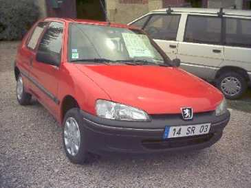 Photo : Propose à vendre Berline PEUGEOT - 106