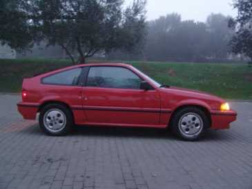 Photo : Propose à vendre Coupé HONDA - CRX