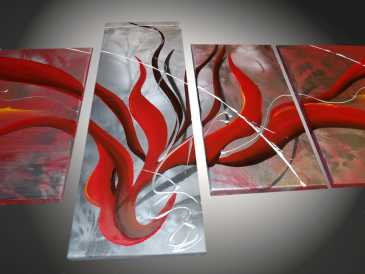 Chercher des petites annonces user ref mimsartdeco - Tableaux contemporains acrylique vendre ...
