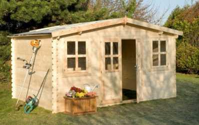 chalet de jardin a vendre. Black Bedroom Furniture Sets. Home Design Ideas