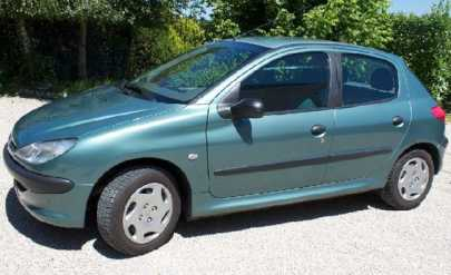 Photo : Propose à vendre 4 Berlines PEUGEOT - 206
