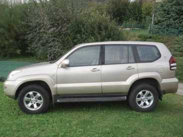 Photo : Propose à vendre Voiture 4x4 TOYOTA - Land Cruiser