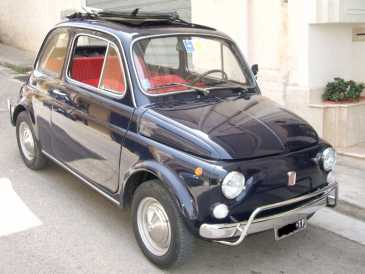 lire une petite annonce propose vendre voiture de collection fiat. Black Bedroom Furniture Sets. Home Design Ideas