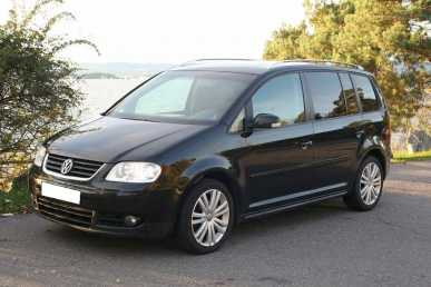 Photo : Propose à vendre Monospace VOLKSWAGEN - Touran