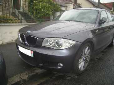 Photo : Propose à vendre Berline BMW - SERIE 1 (E87) 120D 163 DPF CONFORT PACK SPORT M 5P
