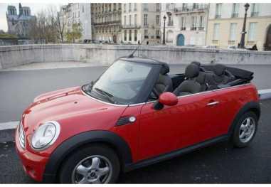 lire une petite annonce propose vendre cabriolet mini. Black Bedroom Furniture Sets. Home Design Ideas