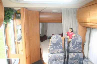 Photo : Propose à vendre Camping car / minibus CHALLENGER 202 EDEN 2001 - 202 EDEN