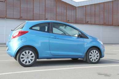 Photo : Propose à vendre Berline FORD - Ka
