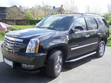 Photo : Propose à vendre Voiture 4x4 CADILLAC - ESCALADE