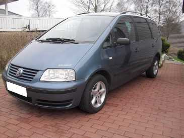 Photo : Propose à vendre Monospace VOLKSWAGEN - Sharan