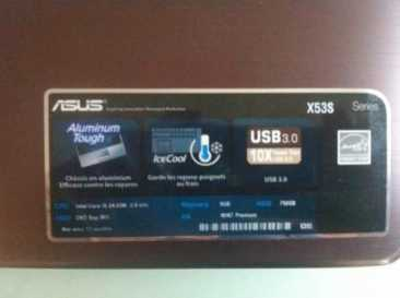 Photo : Propose à vendre Ordinateur de bureau ASUS - ASUS X53