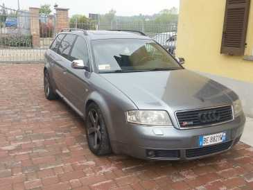Photo : Propose à vendre Monospace AUDI - S6