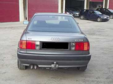 Photo : Propose à vendre Berline AUDI - 80