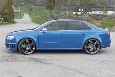 Photo : Propose à vendre Berline AUDI - RS4