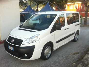 Photo : Propose à louer Monospace FIAT - Scudo