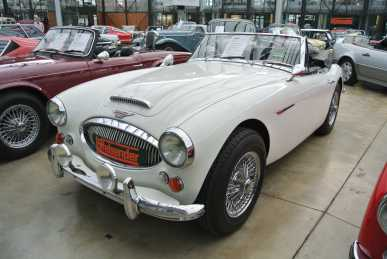 Photo : Propose à vendre Cabriolet AUSTIN HEALEY - AUSTIN HEALEY MK3 PHASE II - MIT OVERDRIVE