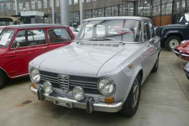 Photo : Propose à vendre Berline ALFA ROMEO - Giulia