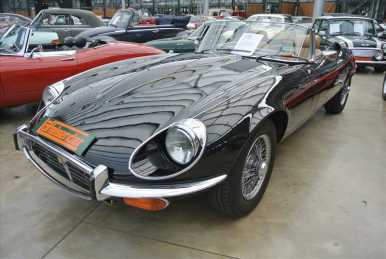 Photo : Propose à vendre Cabriolet JAGUAR - Type E