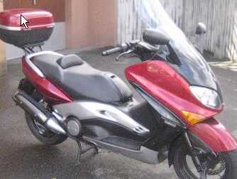 Photo : Propose à vendre Scooter 500 cc - YAMAHA - T-MAX 500