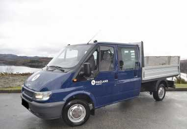 Photo : Propose à vendre Pickup FORD - Transit