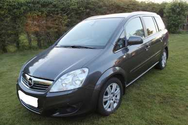 Photo : Propose à vendre Monospace OPEL - ZAFIRA