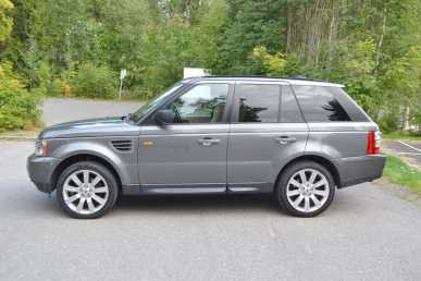 Photo : Propose à vendre Voiture 4x4 LAND ROVER - Range Rover
