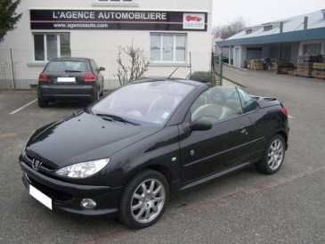 Photo : Propose à vendre Cabriolet PEUGEOT - 206 CC
